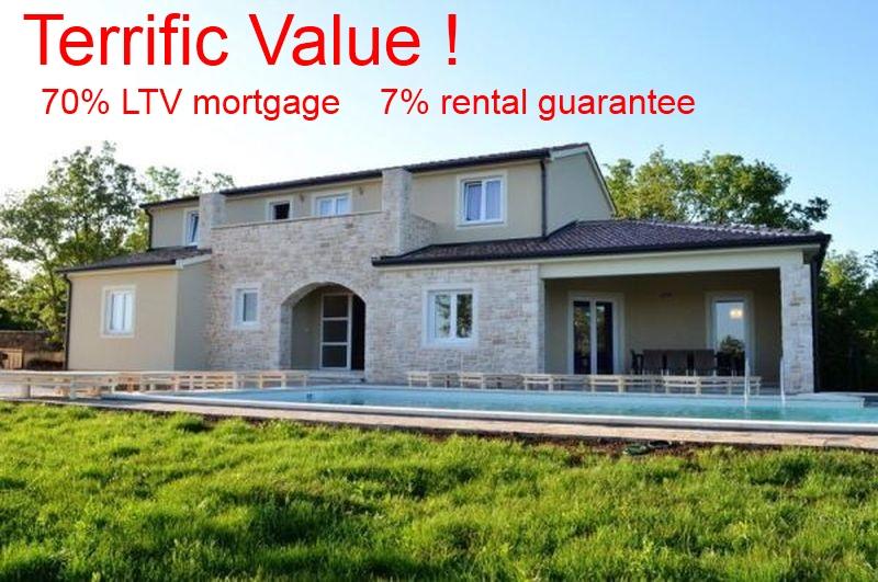 Immobiliers vendre 5 chambres villa maison vendre en for Acheter une maison en croatie